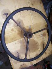 Vintage Allis Chalmers D 14 Tractor Steering Wheel Amp Pin As Is