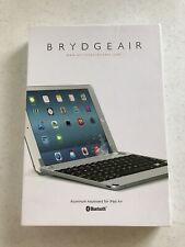 Brydge Air Aluminum Keyboard iPad Air Silver NEW