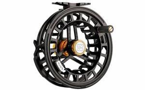NEW Hardy Ultradisc UDLA Fly Fishing Reel HREUDBL170 7000 Black / Orange