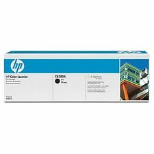 HP CB380A Toner Cartridge - Black, 16,500 Pages at 5%, Color LaserJet CP6015