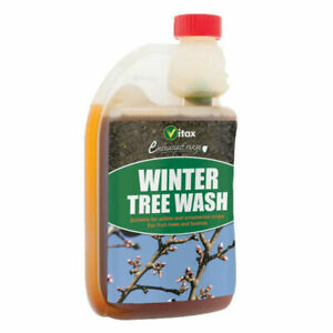 Vitax Winter Tree Wash 500ml - For Ornamental & Edible Fruit Trees and Bushes