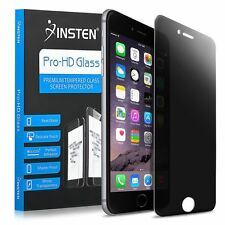 Privacy Anti-Spy Real Tempered Glass Screen Protector Film For iPhone 7 Plus