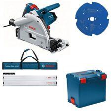 Bosch Tauchkreissäge GKT 55 GCE L-Boxx + Set 2x FSN 1600 + HM-Blatt 160x20 Z. 4