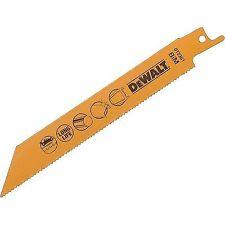X4 DEWALT DT2361 Bi-metal Metal Cutting Saw Blades 152mm Only 4
