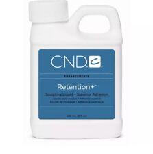 CND Creative Nail Powder RETENTION Acrylic Liquid 8 oz