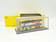 Corgi 1/76 - Bus Autobus 3 Axle Leyland Olympian  Hong kong