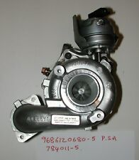 Volvo Ford Mazda Peugeot Citroen 1.6HDI 114HP-84KW 806291 784011-5 Turbocharger