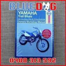 Yamaha PW50 PW80  RT TT-R XT225 XT 350 1981-03 Haynes Workshop Manual 972350