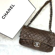 Chanel Classic Flap Turnlock Quilte
