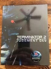 Terminator 2 Novamedia Steelbook Blu-ray Full Slip Region Free 169 Of 900 Only