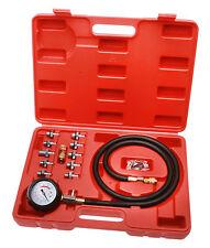 Öldrucktester Öldruckprüfer Öldruck Tester 0-10 bar Adaptern