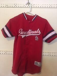 St. Louis Cardinals Albert Pujols Jersey Medium M Truefan