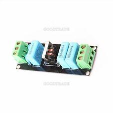 1Pcs Emi 4A Power Filter Board Socket For Pre-Amp Amplifier Dac Headphone Kits S