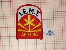 I.E.M.T Arizone Emergency Medical Technician Patch