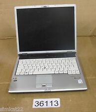 Fujitsu Simens Lifebook S7110 Intel Core Duo 1.66Ghz Laptop Spares/Repairs