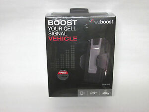 weBoost SB-T V30 car phone signal booster improve T-Mobile cellular call service