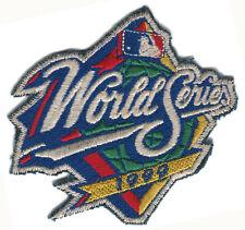 "1999 WORLD SERIES MLB BASEBALL NEW YORK YANKEES 2 7/8"" PATCH"