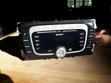 Ford sony CD Radio With Code