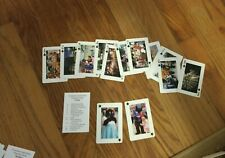 Conneaut Lake Park Vintage playing cards 54 photo cards ballroom rides mint