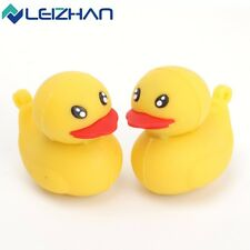 1pc 16GB Yellow Duck USB Flash Thumb Drive USA Shipper