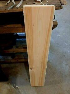 Holzbohle Massivholz Fichte/Tanne natur unbehandelt Regalbrett gehobelt Bohlen