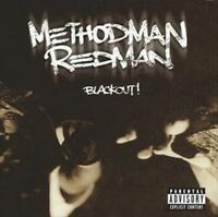 Method Man And Redman - Black Out (NEW CD)