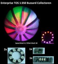 Bussard Collector Rotating Effekt Ring Enterprise TOS 1:350 Polar Lights 938 880