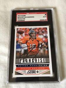 2013 Score #61 Peyton Manning