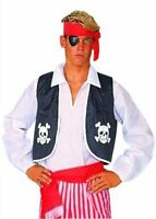 RG Costumes 65034 R Pirate Sash Red, One Size