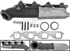 APDTY 785379 Exhaust Manifold Cast Iron w/Gaskets Fits Big Block 454 7.4L Right