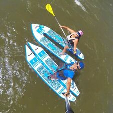 SplitSUP standup inflateable paddle board 10ft SHAMBOOMEE **NEW**