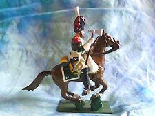 Tradition of London - Sapeur grenadier à cheval à la charge - premier empire