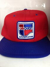 VTG CarQuest Auto Parts Store Foam Snapback NFL Official Sports Specialties Nike