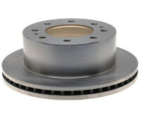 Disc Brake Rotor-R-Line Rear Raybestos 580876R