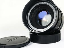 Leica SUMMICRON-R 50mm f/2 Lens E55 3-Cam R only Leitz Canada