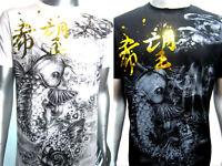 Japanese Koi Carp Venum of Yakuza-Affliction Tattoo Ink Art MMA Shorts/s T-SHIRT