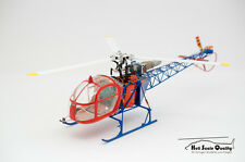 Fuselage-Kit sa 315b Lama 1:32 (Airway) pour Blade MCPX et MCPX BL