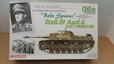 "Dragon 6488  Ritterkreuzträger Hauptmann ""Bodo Spranz"" GERMAN StuG ACE StuG.III"