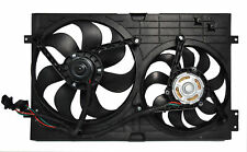 Radiator And Condenser Fan For Volkswagen Jetta Golf VW3115103