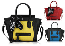 Designer Tote Bag - Skull pattern