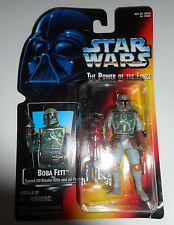 Kenner STAR WARS POTF BOBA FETT Sawed Off Blaster Rifle Jet Pack 1995 Figure NIB