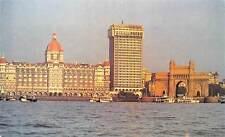 India The Taj Mahal Hotel Mumbai Panorama