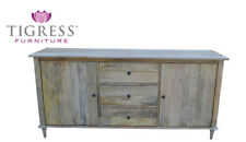 White Solid Wood Sideboards