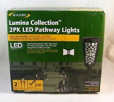 Bronze Solar Led Walkway Amp Path Lights For Sale Ebay