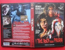 dvd film mario bava i tre 3 volti della paura boris karloff black sabbath horror