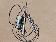 96-06 Chrysler Sebring Convertible Top Hydraulic Pump w/ Cylinders Cut Harness