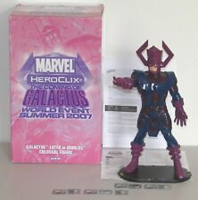 COMING OF GALACTUS #104 2007 WORLD EVENT Marvel HeroClix Colossal