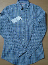 Ben Sherman Cotton Checked Slim Casual Shirts & Tops for Men