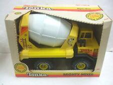 1989 MIGHTY TONKA MIXER #3905 - XMB-975 - Excellent Unused Cond. w/ Original box