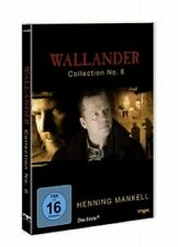 HENNING MANKELL: WALLANDER COLLECTION 6 - ( AMARAY ) - 2 DVD - NEU!!